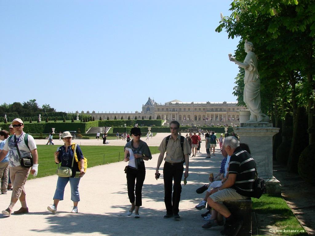 018 Paris - Versailles