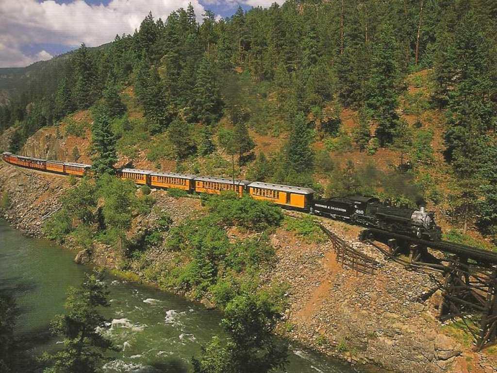 018 vlaky - nádraží