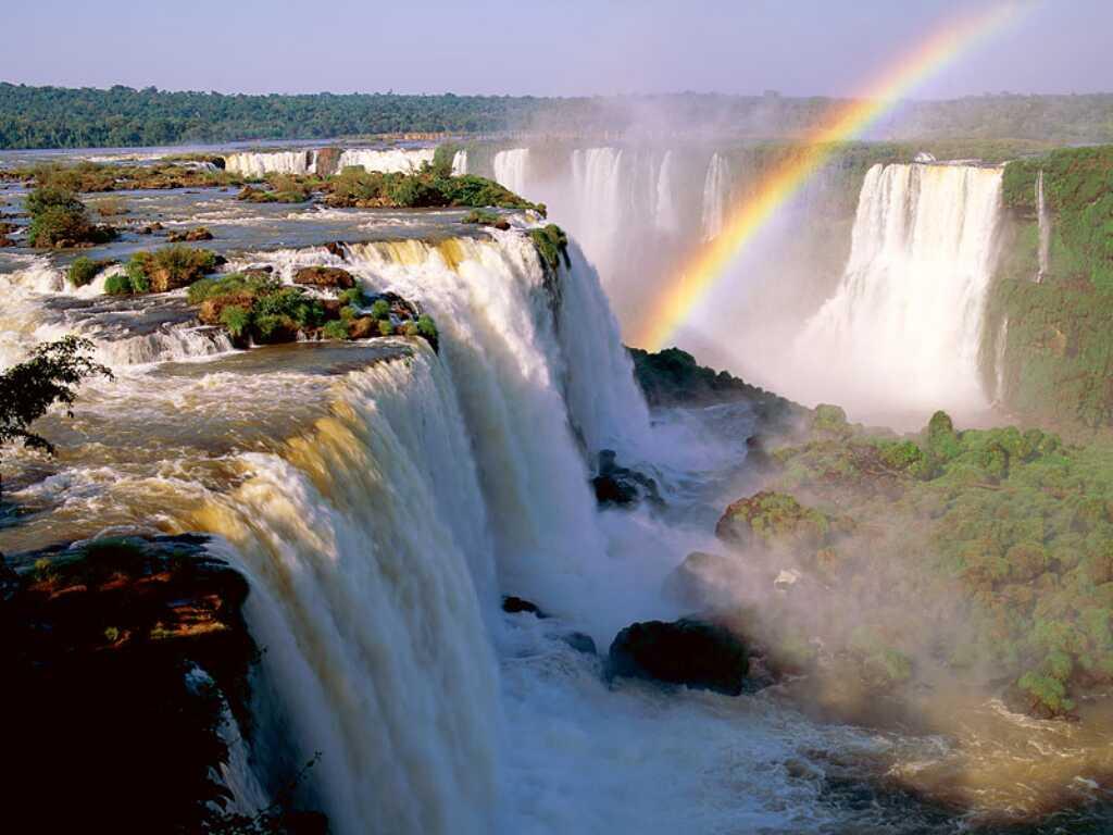 018 vodopády - waterfalls - příroda - nature