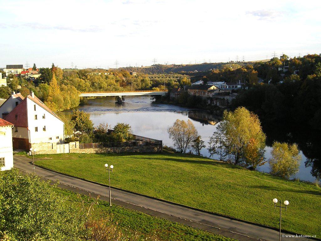 019 Kadaň - řeka Ohře