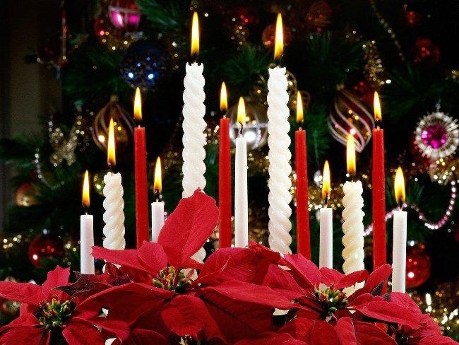 019 Vánoční pohledy pohlednice Christmas