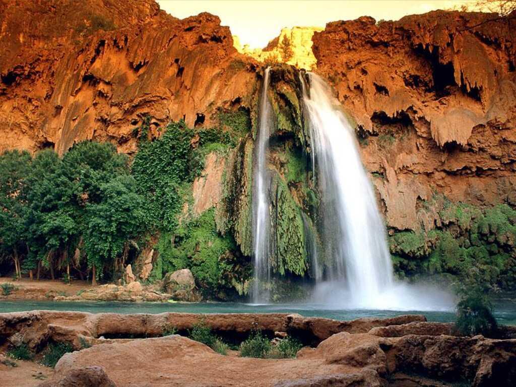 019 vodopády - waterfalls - příroda - nature