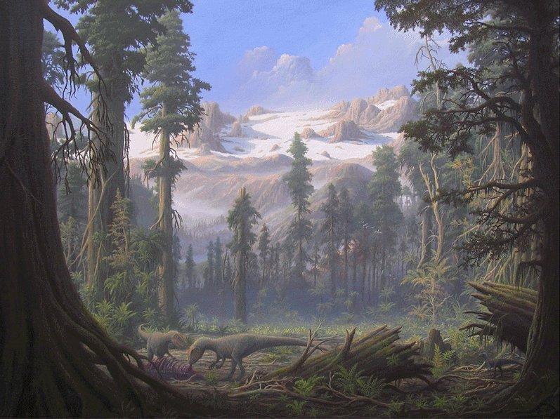 020 pravěk prehistoric dinosaur dinosauři