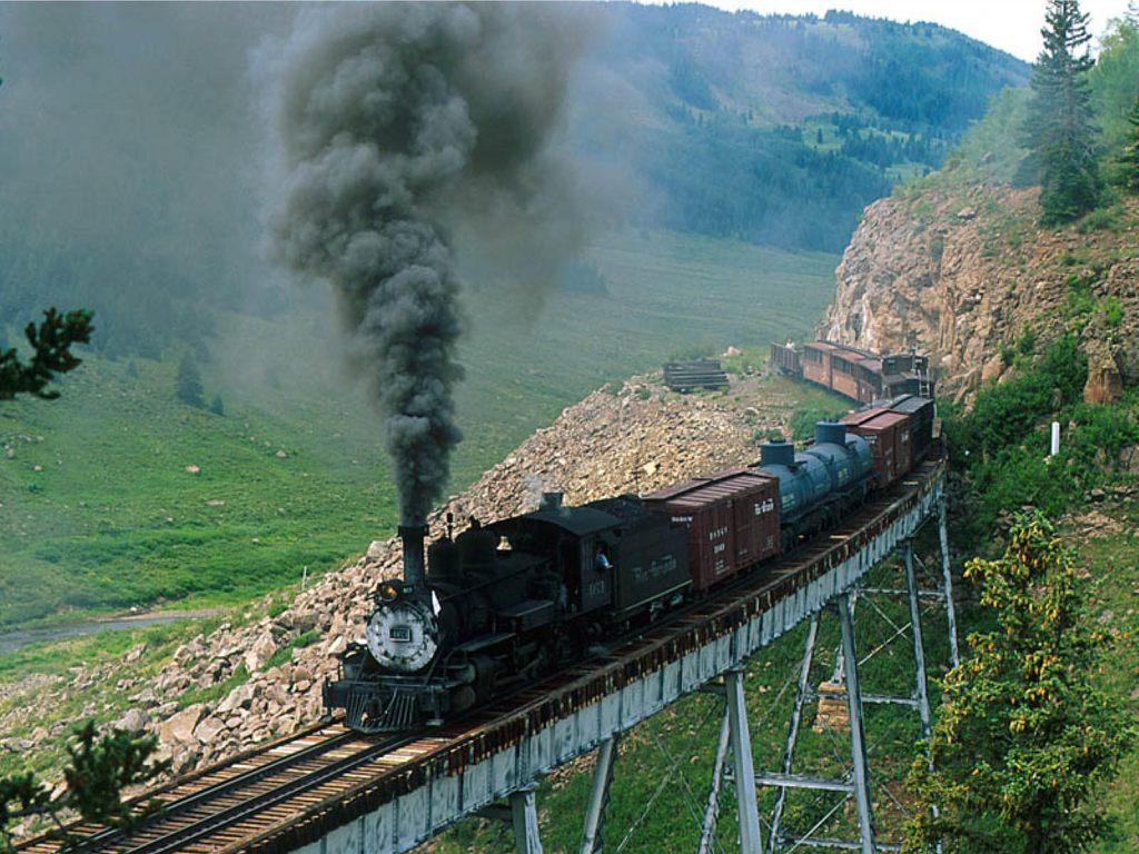 022 vlaky - nádraží