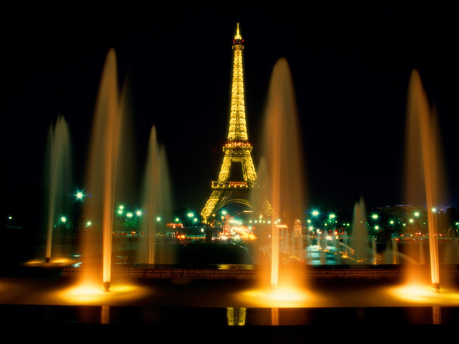 023 - Paris - France - Eiffel - Tower