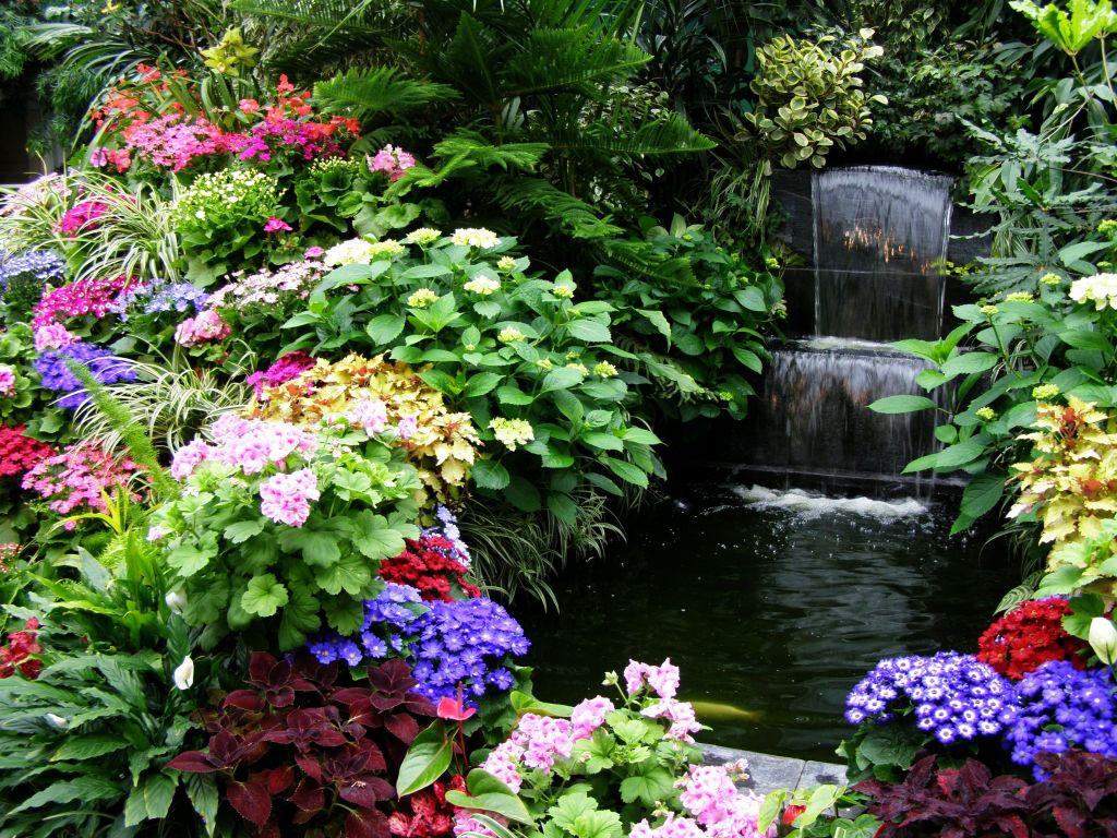 023 parky zahrady květiny