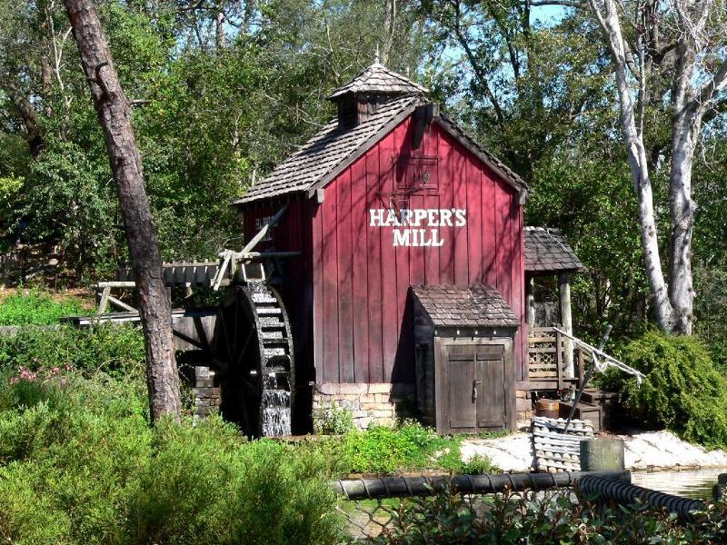 023 staré chalupy - farmy - mlýny