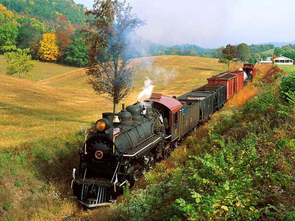023 vlaky - nádraží