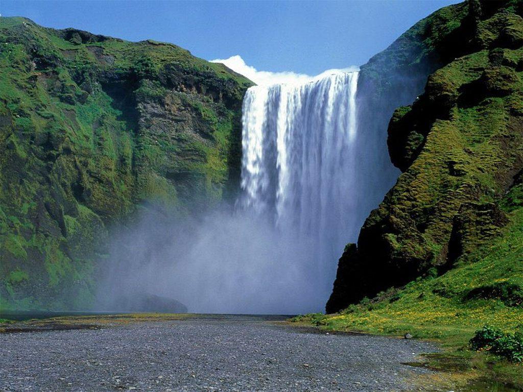 023 vodopády - waterfalls - příroda - nature
