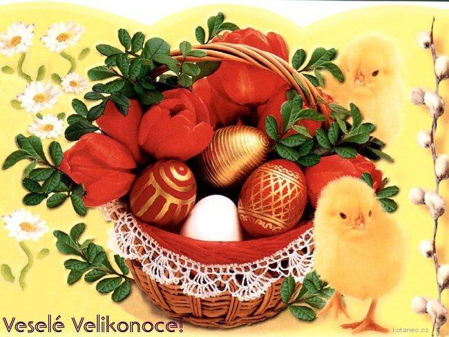 024 velikonoční přání