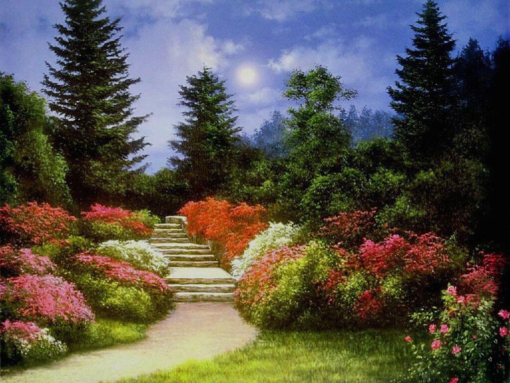 025 parky zahrady květiny