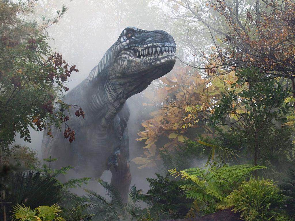 025 pravěk prehistoric dinosaur dinosauři