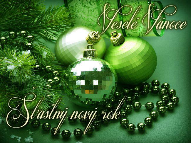026 Vánoční pohledy pohlednice Christmas