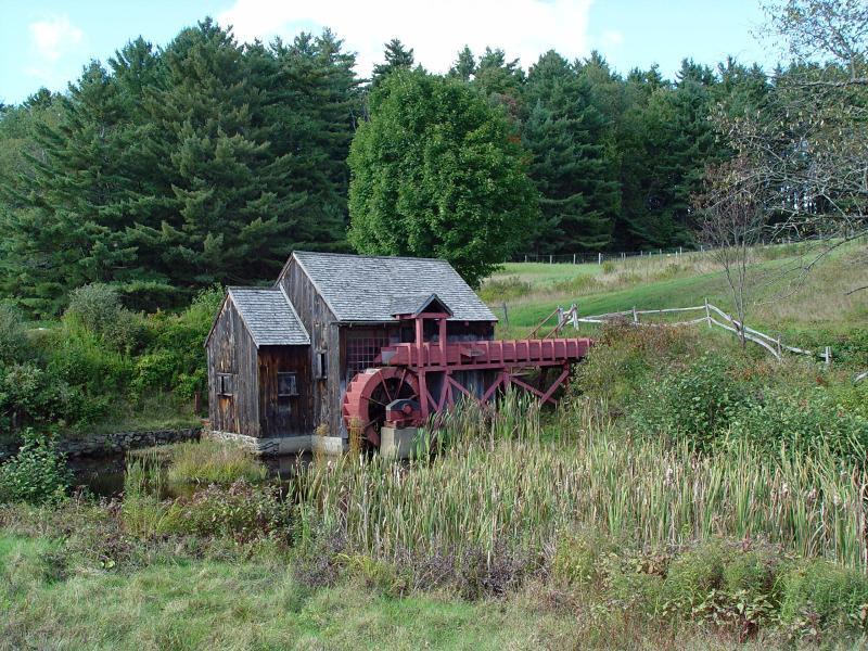 026 staré chalupy - farmy - mlýny