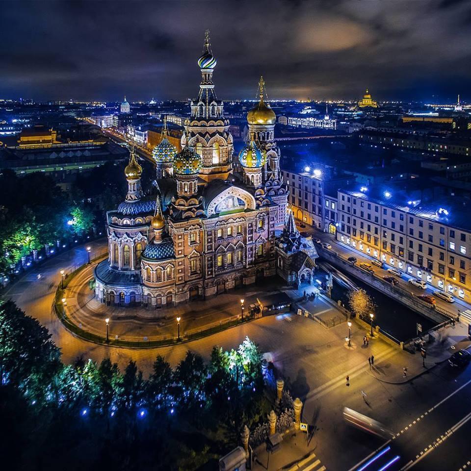 027 - Saint Petersbourg - Russia