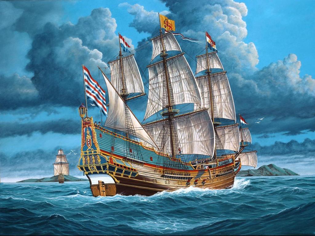029 lodě - plachetnice