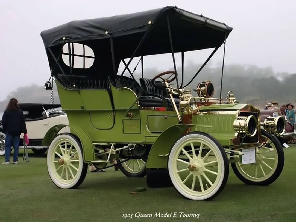 02 - 1905 Queen Model E Touring