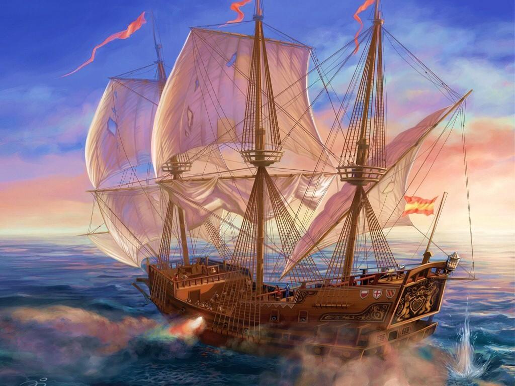 030 lodě - plachetnice