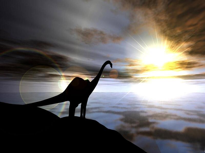 030 pravěk prehistoric dinosaur dinosauři