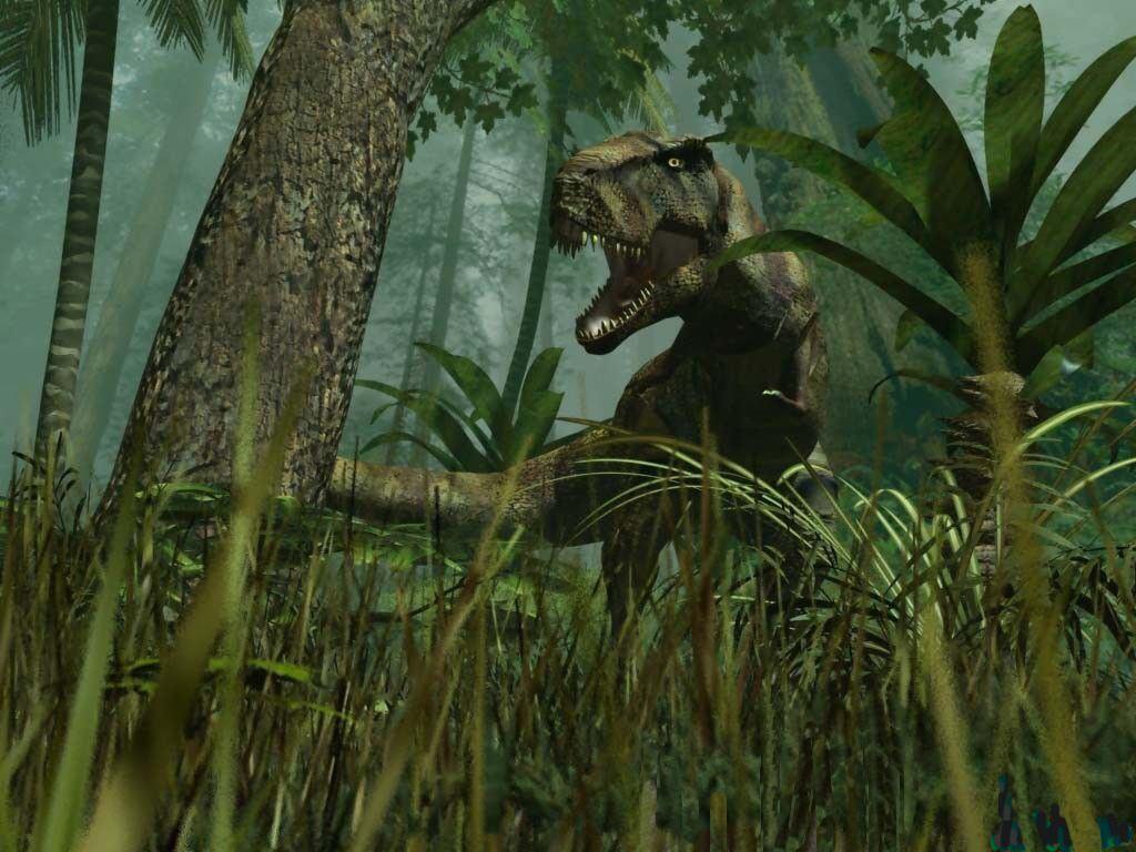 033 pravěk prehistoric dinosaur dinosauři