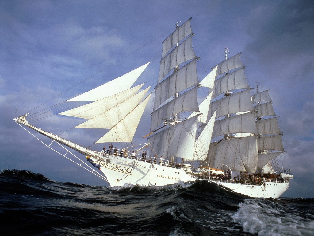 035 lodě - plachtnice