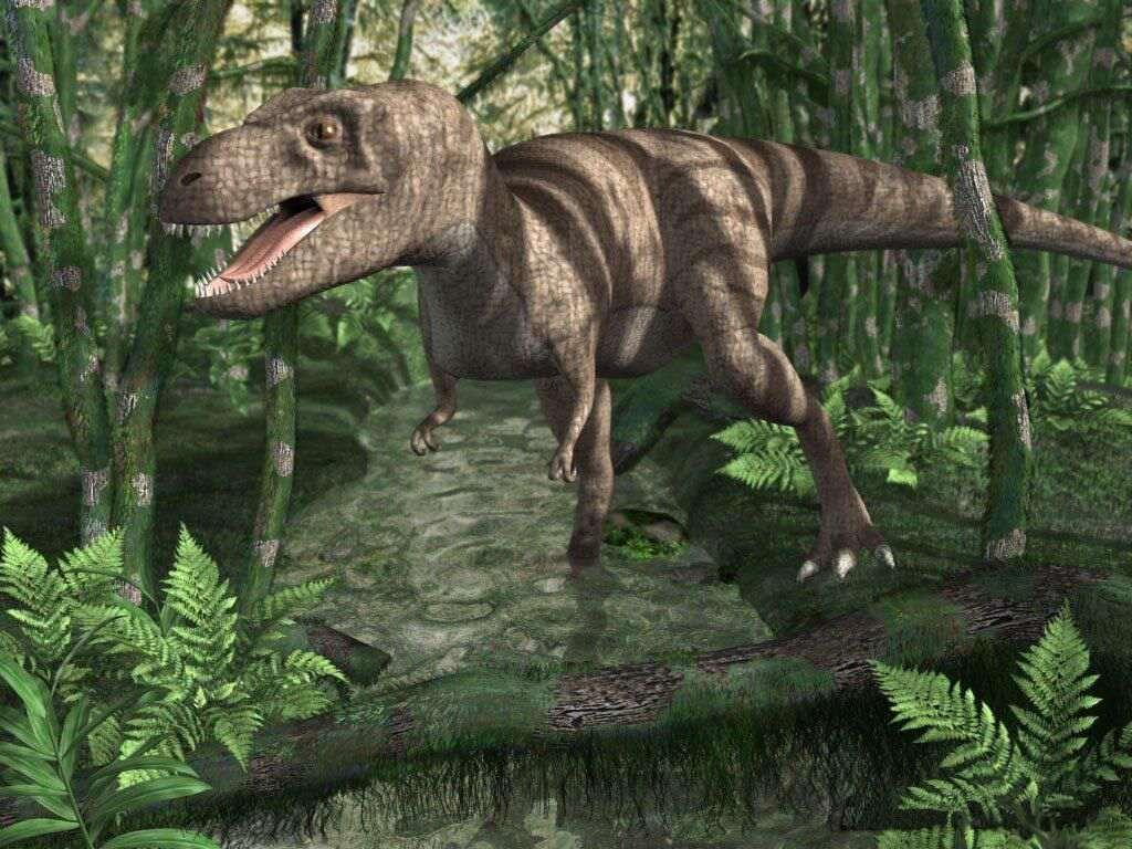 035 pravěk prehistoric dinosaur dinosauři