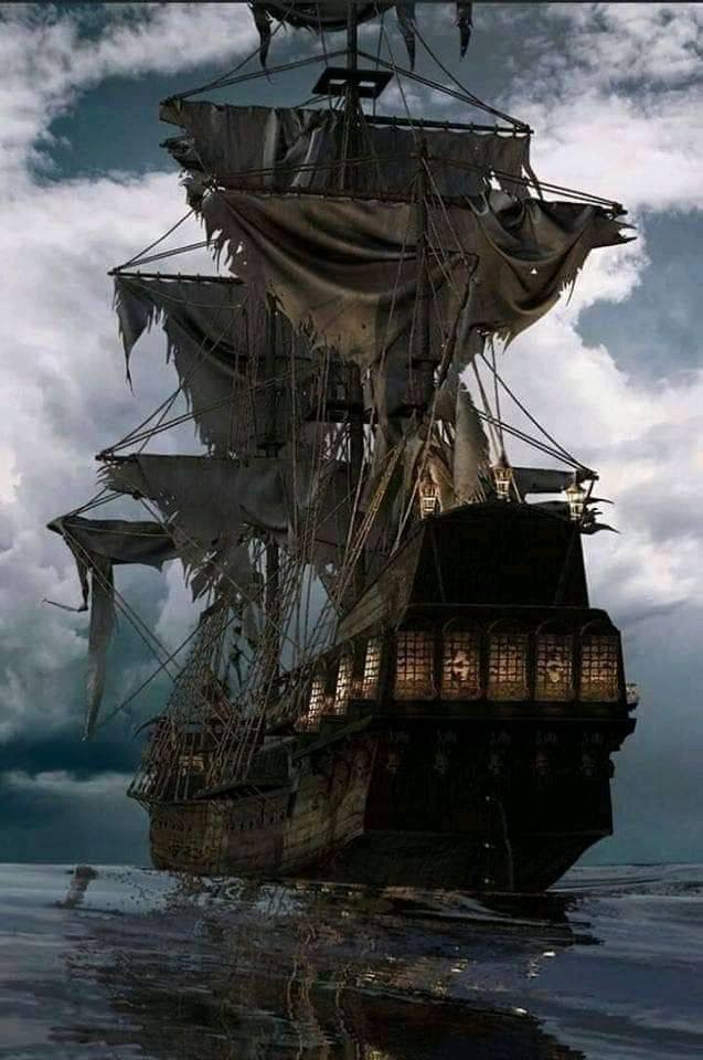 038 lodě - koráb