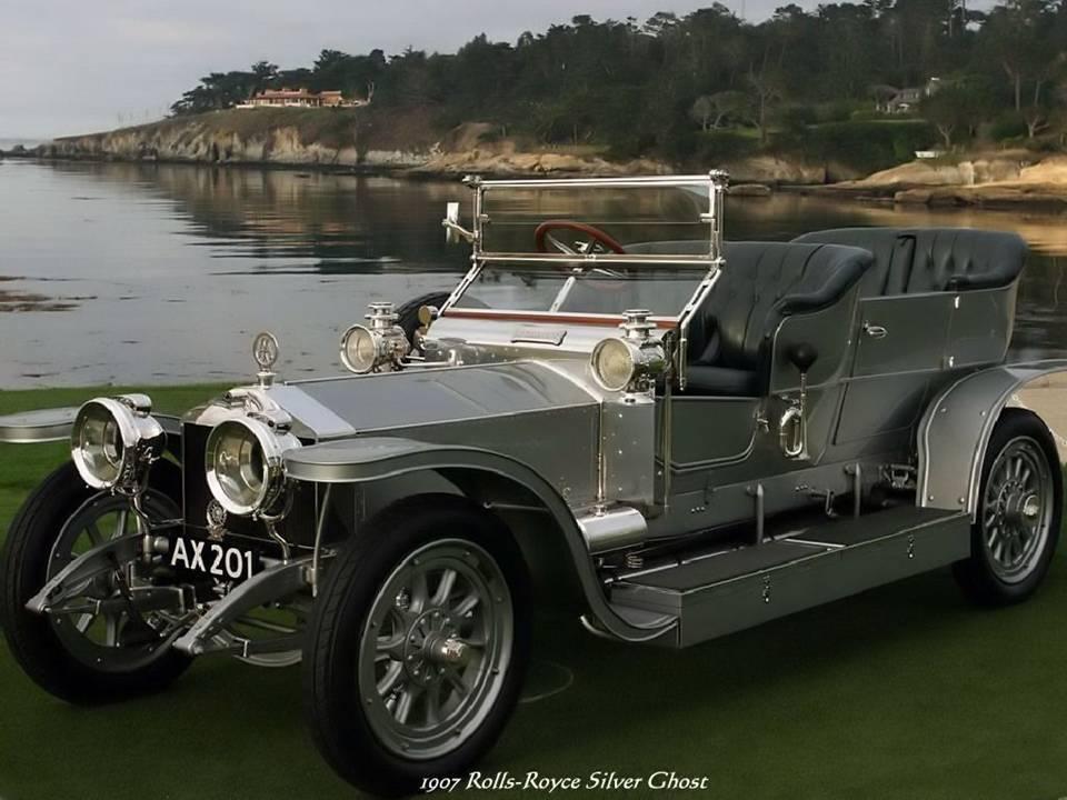 03 - 1907 Rolls-Royce Silver Chost