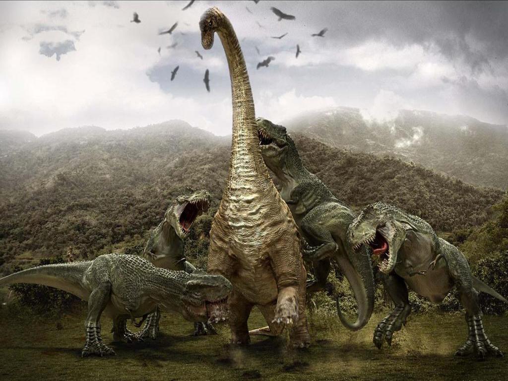 040 pravěk prehistoric dinosaur dinosauři