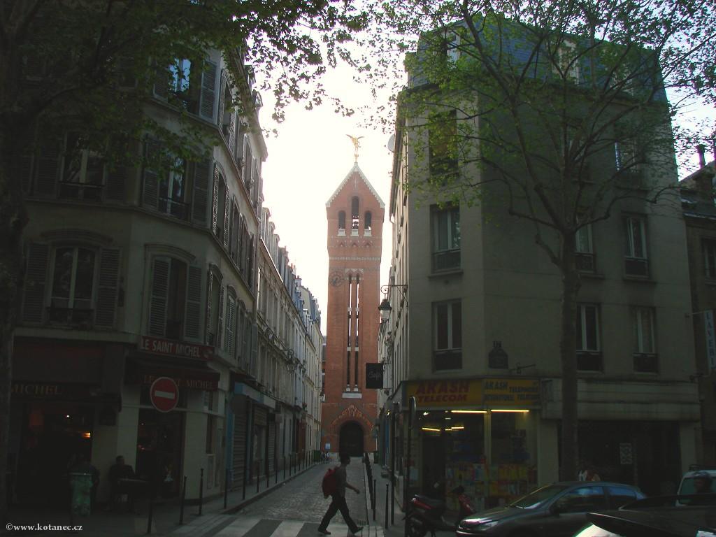 047 Paris - Paříž