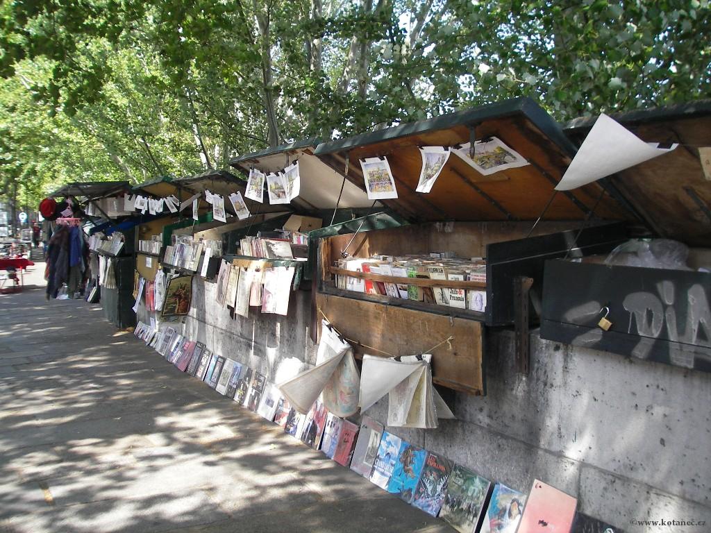 049 Paris - Montmartre - Paříž