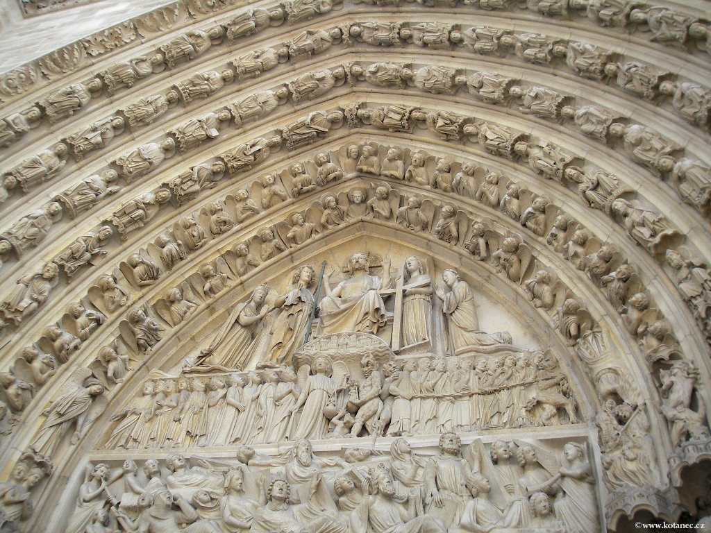057 Paris - Notre Dame - Paříž