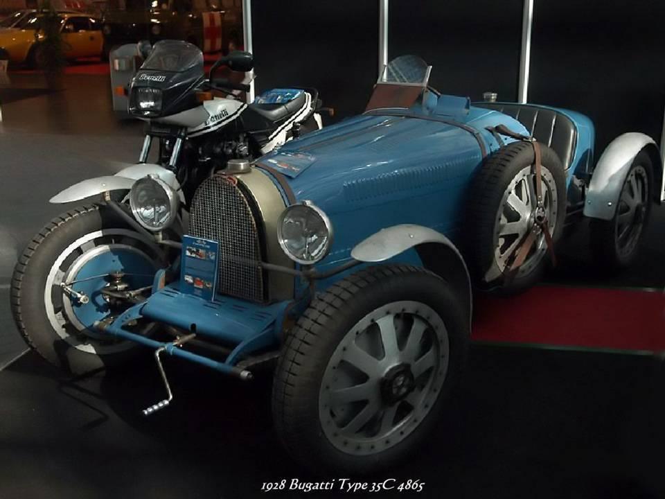 12 - 1928 Bugatti Type 35 C4865
