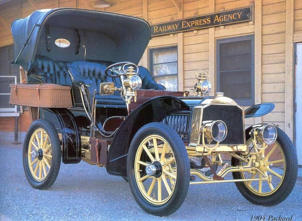 16 - 1904 Packard