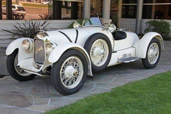19 - 1922 Battistini Buick Sports