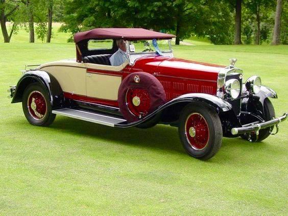 22 - 1928 Gardner Model 85 Roadster