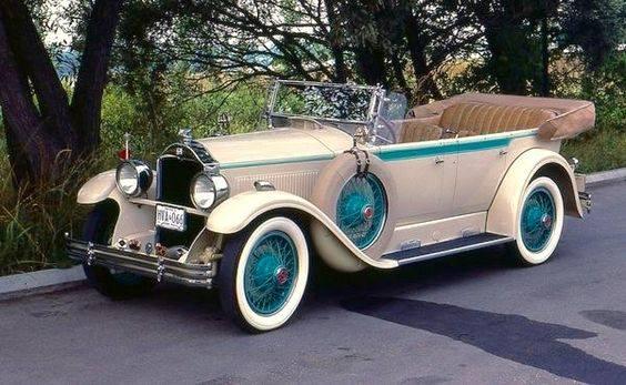 23 - 1928 McLaughlin Buick Convertible