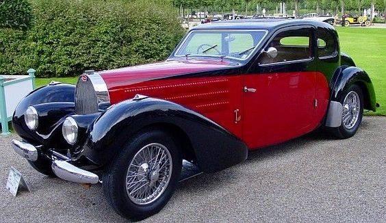 33 - 1938 Bugatti T57 Ventoux