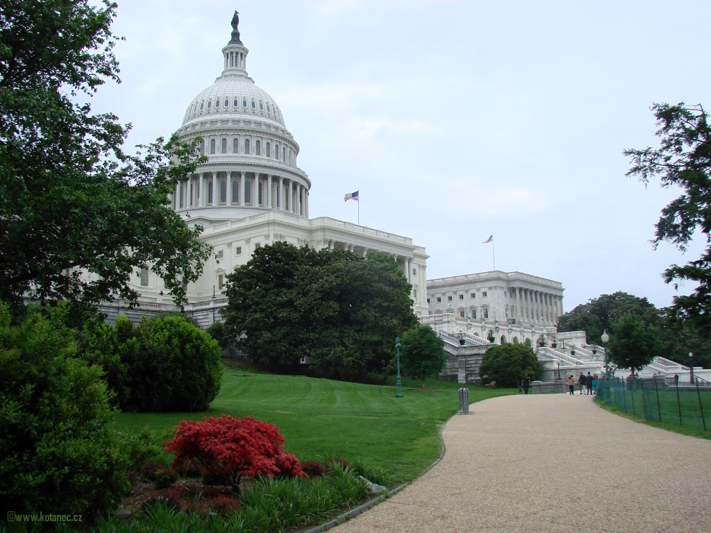 34 Washington -  United States Capitol
