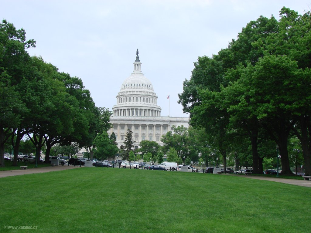 37 Washington - United States Capitol