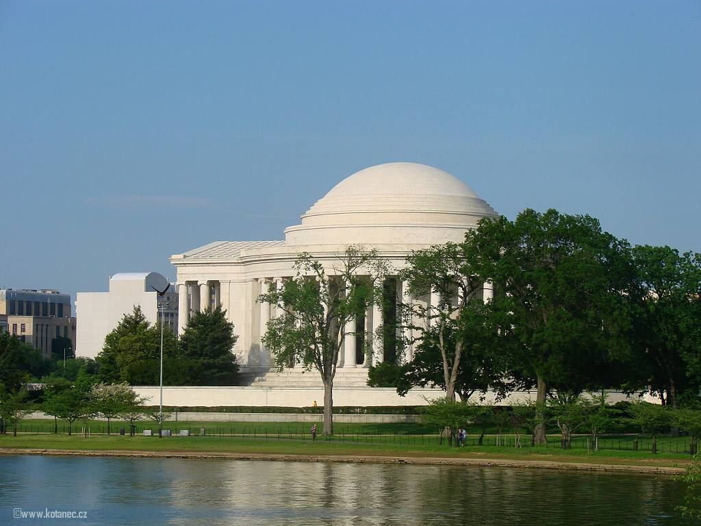51 Washington - Jefferson Memorial