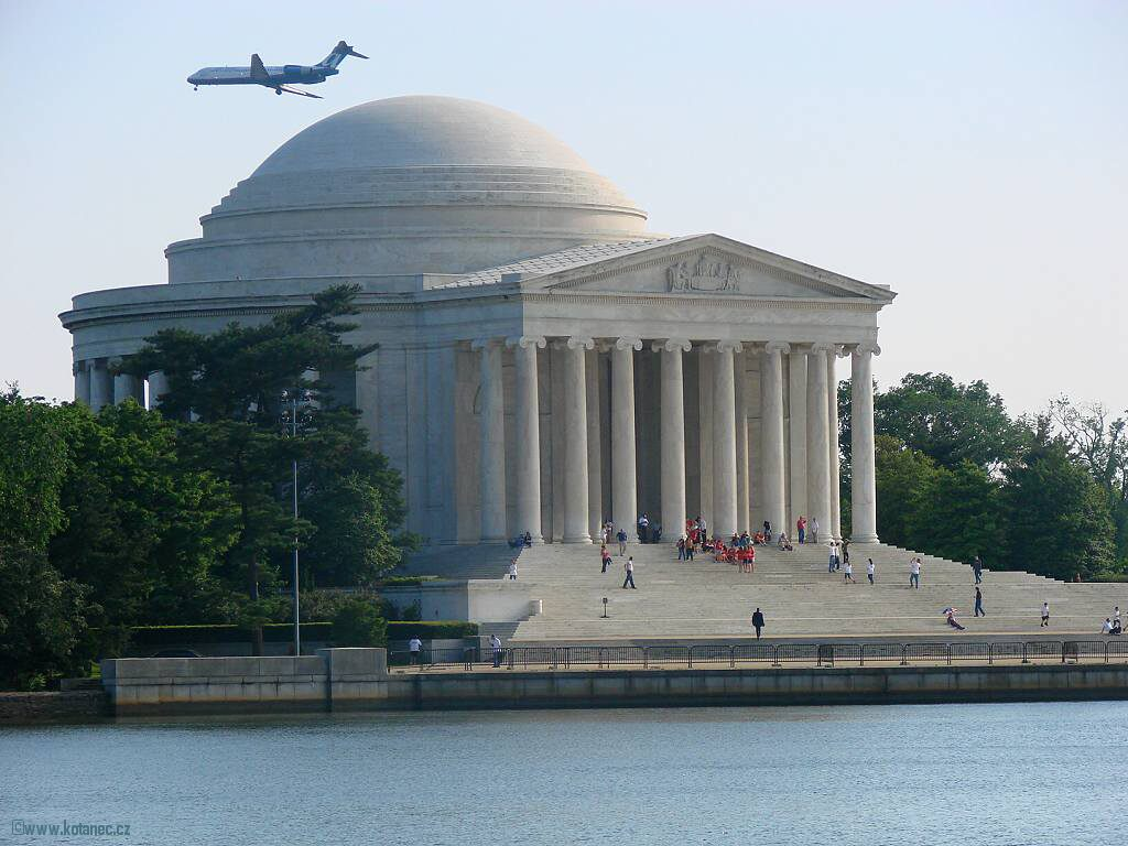 53 Washington - Jefferson Memorial