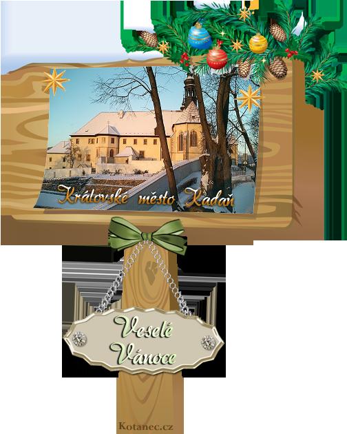 vánoční přání - přáníčka 070